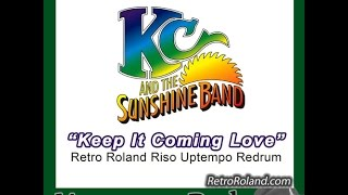Watch KC  The Sunshine Band Keep It Coming Love video