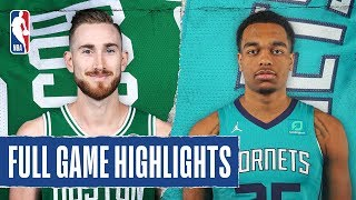 CELTICS at HORNETS | FULL GAME HIGHLIGHTS | December 31, 2019