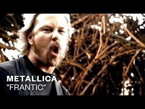 Metallica Frantic retronew