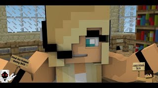 Minecraft song/♫Psycho Girl 11 -12 ♫ Girlfriend of Your Dreams and Rise /Minecraft Video and songs