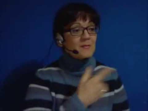Persona sorda se comunica con oyente mediante ILSE (Humor)