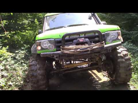 Land Rover Discovery TD5x2 - OFF ROAD