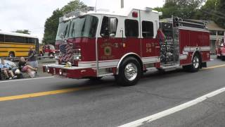 Firefighters Parade, Palenville NY