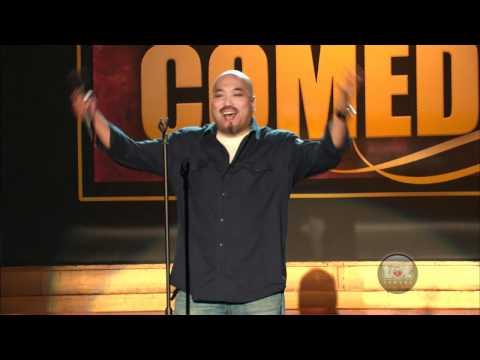 EDWIN SAN JUAN Slant-Ed Comedy II aka Pacific Rim Comedy Slam!