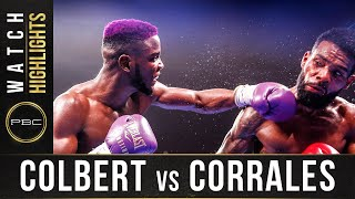 Colbert vs Corrales HIGHLIGHTS: January 18, 2020 | PBC on FOX
