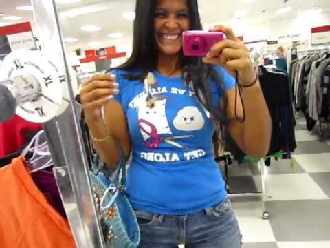 venezuela CRAZY LATINA GIRL WITH HER WHITE GIRL FRIEND.THE MALL/DJMAX/