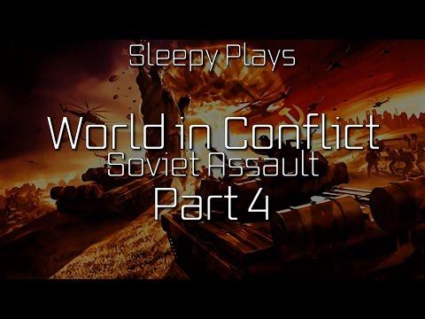 World in Conflict: Soviet Assault - 4 - Farmland Invasion