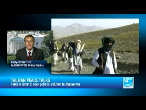US to begin direct peace talks with Taliban 'within days'