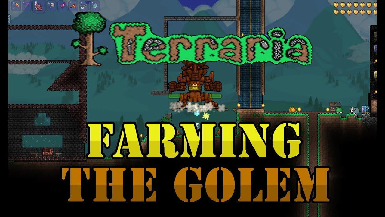 terraria how to make a farm