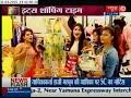 Dilli Wali Thakur Gurls Simple Kaul Sukirti Kandpal And Monica Go On Shopping image