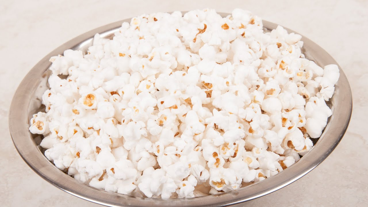 how to make perfect popcorn no kernels