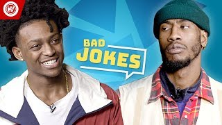 Bad Joke Telling | De'Aaron Fox vs. Iman Shumpert