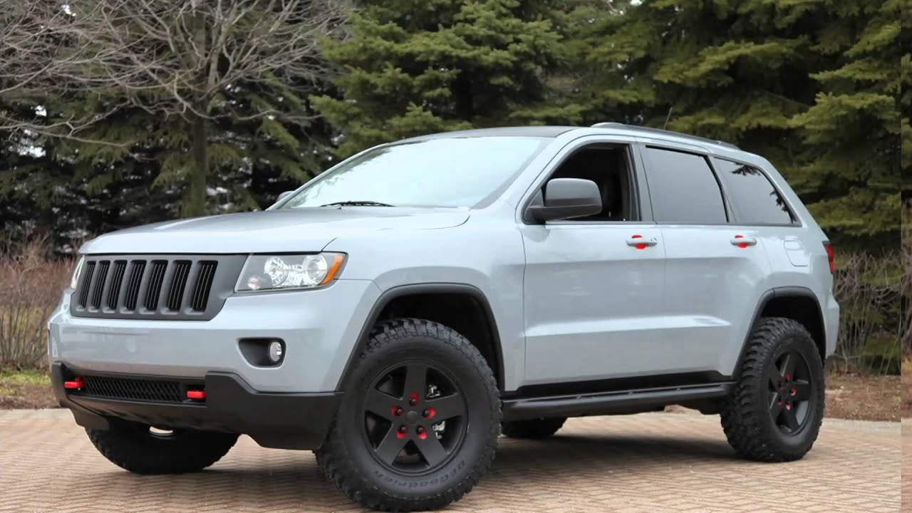 2011 Mopar Jeep Grand Cherokee