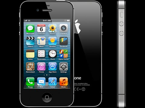 تحديث ايفون iphone 4s iso 9.3.5