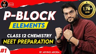 Chemistry Class 12  P Block Elements L1  NeetAiims