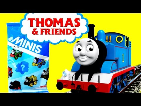 Surprise Toys Thomas & Friends Minis Blind Bags Mystery Toys