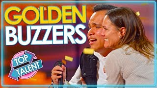 TOP 6 GOLDEN BUZZERS on America's Got Talent 2019 | Top Talent