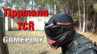 DIABLO - TIPPMANN TCR GAMEPLAY - Magfed Paintball
