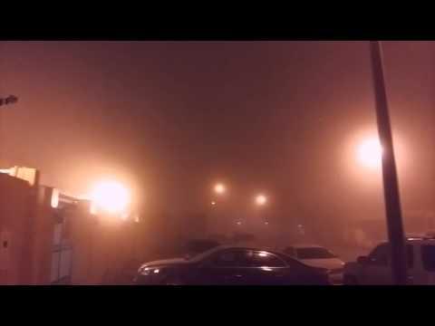 Sandstorm, Doha-Qatar 01 APR 2015