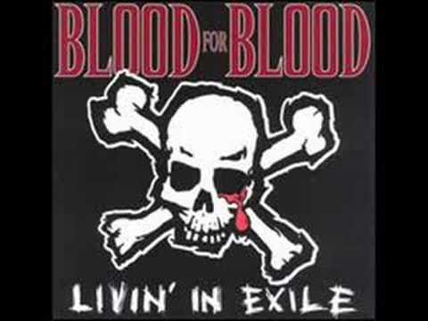 Blood - Livin In Exile