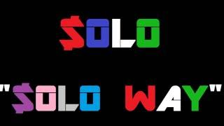 Solo 34 Solo Way 34 Ni As In Paris Remix