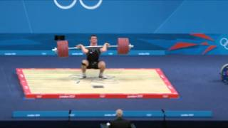 Weightlifting - Mens 94 Kg - Clean and Jerk Part 2