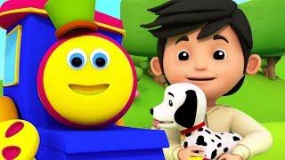 He Is A Jolly Good Fellow | Preschool Nursery Rhymes | Videos & songs for Children - Bob The Train