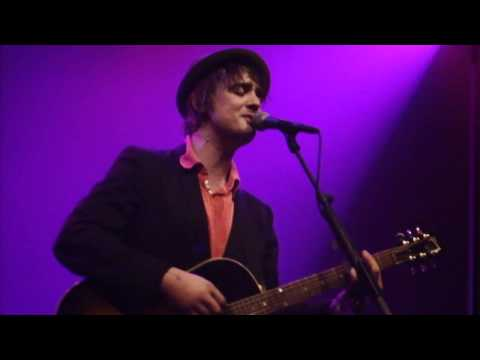 Peter Doherty @Rockhal (new song) 09.April2012