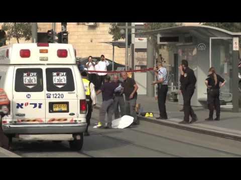 Palestinian shot dead by Israeli police in Jerusalem