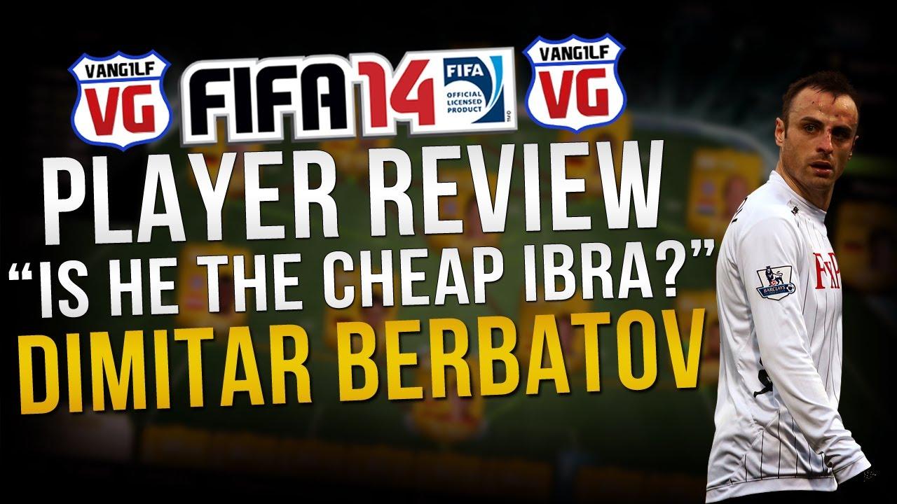 Berbatov Fifa Stats Next Gen Fifa 14 Berbatov