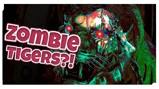 ZOMBIES EVOLVED?! | COD: Black Ops 4 Zombies Highlights #2