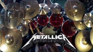 "Metallica - ""Master of Puppets"" - (DRUMS ONLY)"