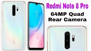 { Redmi Note 8 Pro } || Redmi Note 8 Pro Phone Full Specification Details in (Hindi)