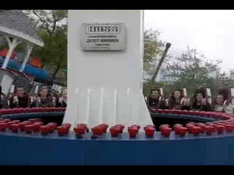 Six Flags Great America Rollercoaster Tour