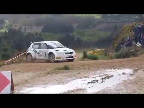 Rally de curtis campeonato de espa�a