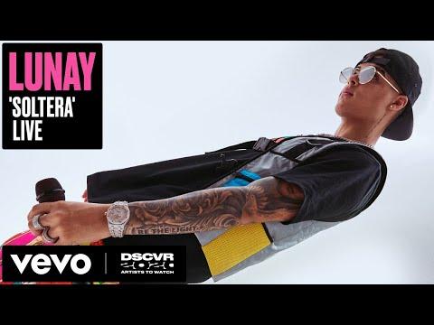 Lunay - Soltera (Live) | Vevo DSCVR Artists to Watch 2020