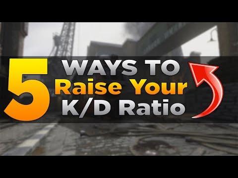 5 Easy Ways to Raise Your K/D Ratio (Call of Duty WW2)
