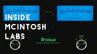 McIntosh Labs Interview at CES 2014