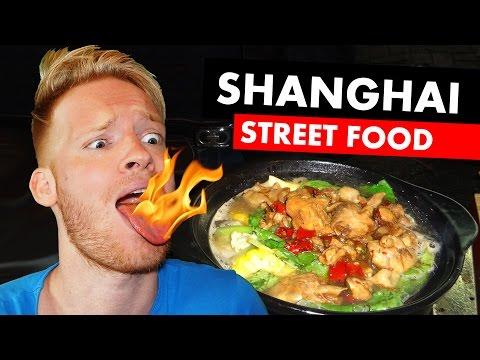 Chinese Street Food in Shanghai