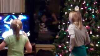 Funny Dancing Kids Just Dance 4