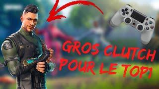 LE PLUS GROS BUILD FIGHT DE FORTNITE PS4 POUR LE TOP1 ?!!