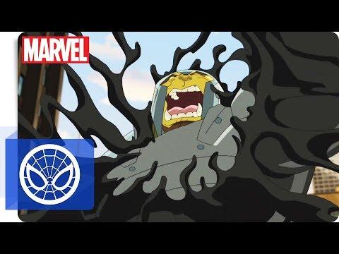 Der ultimative Spider-Man - Verzaubertes Material   NEU auf Marvel HQ Deutschland