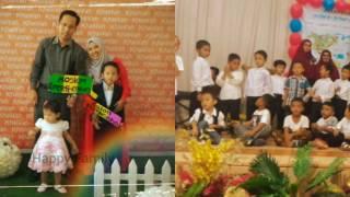Happy graduation TK KHALIFAH 2 JAMBI