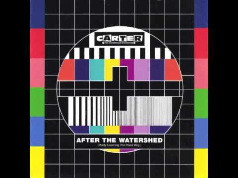 Carter The Unstoppable Sex Machine - After The Watershed (Early Learning The Hard Way)
