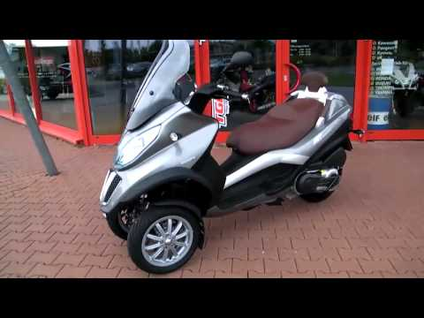 Piaggio MP3 500 LT Business-11 Roller/Scooter Top-Gebraucht