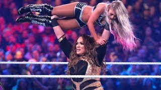 NIA JAX REMOVED FROM WWE 2019 BREAKING NEWS!