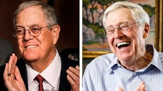 The Kochs Brothers Take Revenge On Wisconsin; Bloodsucking Brothers Peddling Political Corruption
