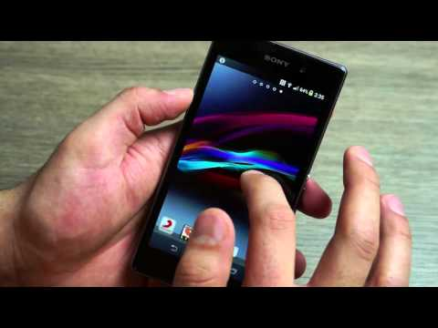 Sony Xperia Z1 Honami Unboxing and Hands on Review