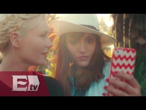 Kirsten Dunst se burla de la afición a las selfies/ Entre Mujeres
