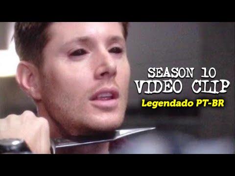 Supernatural 10ª Temporada - Preview Episódio 3 Legendado PT-BR - (editado para widescreen)